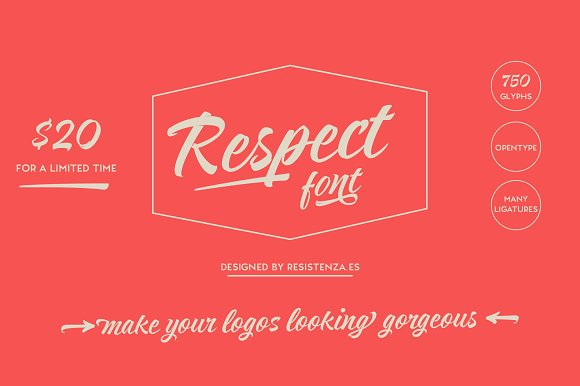 Respect Regular 50% Intro Offer