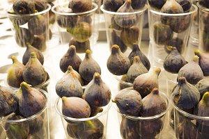figs put into vessels