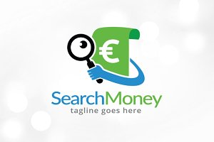 Search Money Logo Template