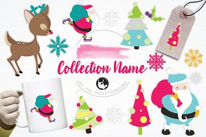 Collection Name illustration pack