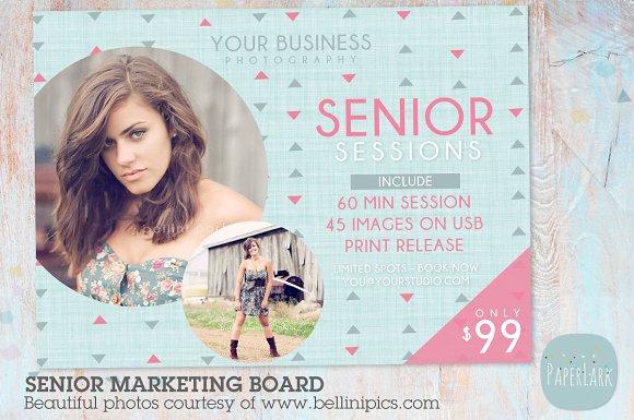 IS014 Senior Marketing Board