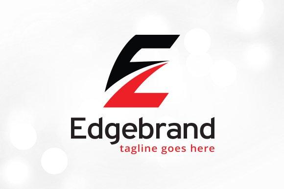 Letter E Logo Template Design