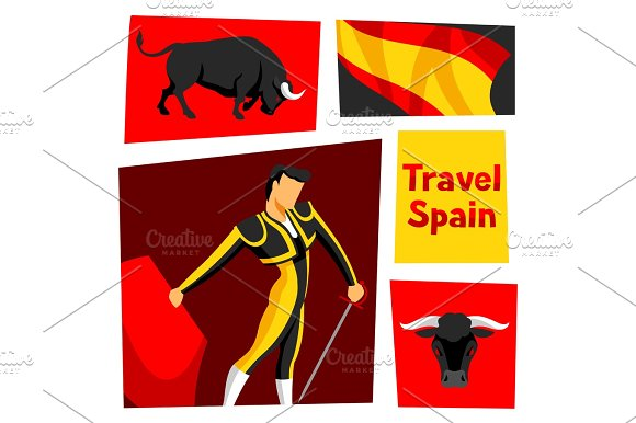 Traditional Spanish Corrida
