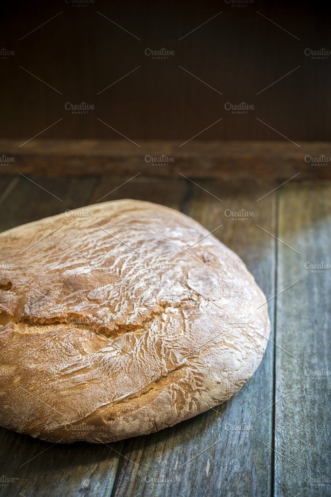 .Bread - Food & Drink