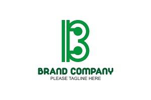 Brand Logo - Letter B