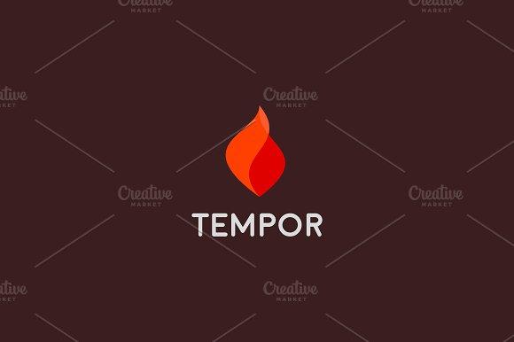Fire Grill Logo Symbol Design Flame Vector Icon Logotype