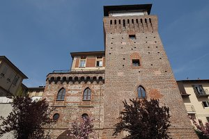 Tower of Settimo in Settimo Torinese