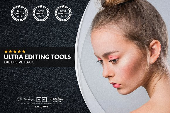 ULTRA Editing Tools Photography KIT