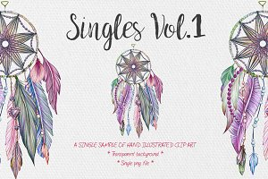Dreamcatchers | Singles Vol.1