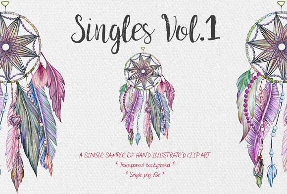 Dreamcatchers Singles Vol.1
