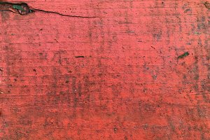 Wood background red color