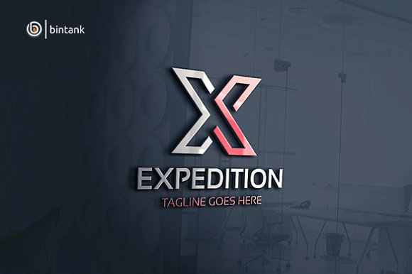 Expedition Letter X Logo