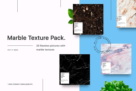 20 Marble Textures