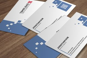 Minimal Business Card CM0200