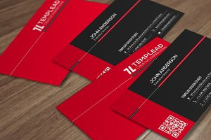 Minimal Business Card CM0201