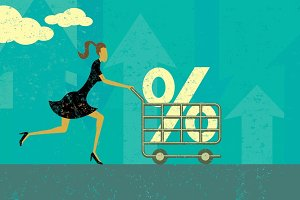 Shopping for a good interest rate