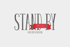 Stand By (50%off)