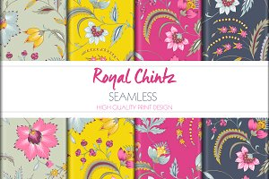 Royal Chintz