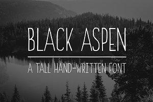 Black Aspen