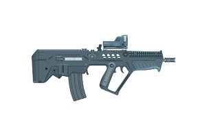 Israeli assault rifle Tavor