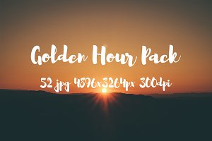 Golden Hour Pack