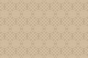 Chinese Seamless Pattern, interior