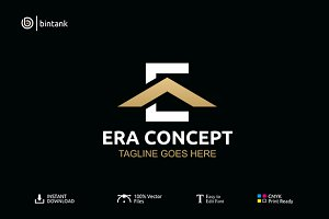 Era Concept- Real Estate Logo