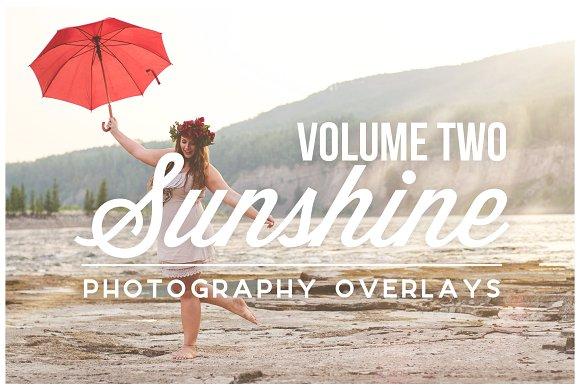 Sunshine Photography Overlays Vol 2