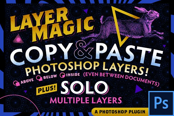 Plug-ins: Haäfe & Haph - LayerMagic-PS Plugin