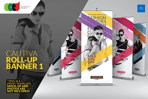 Cautiva - Roll Up Banner 1