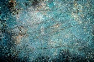 Blue stone background