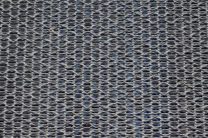 grey steel mesh texture background