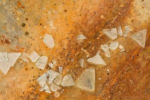 Shards of broken glass 2