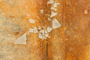 Shards of broken glass 3
