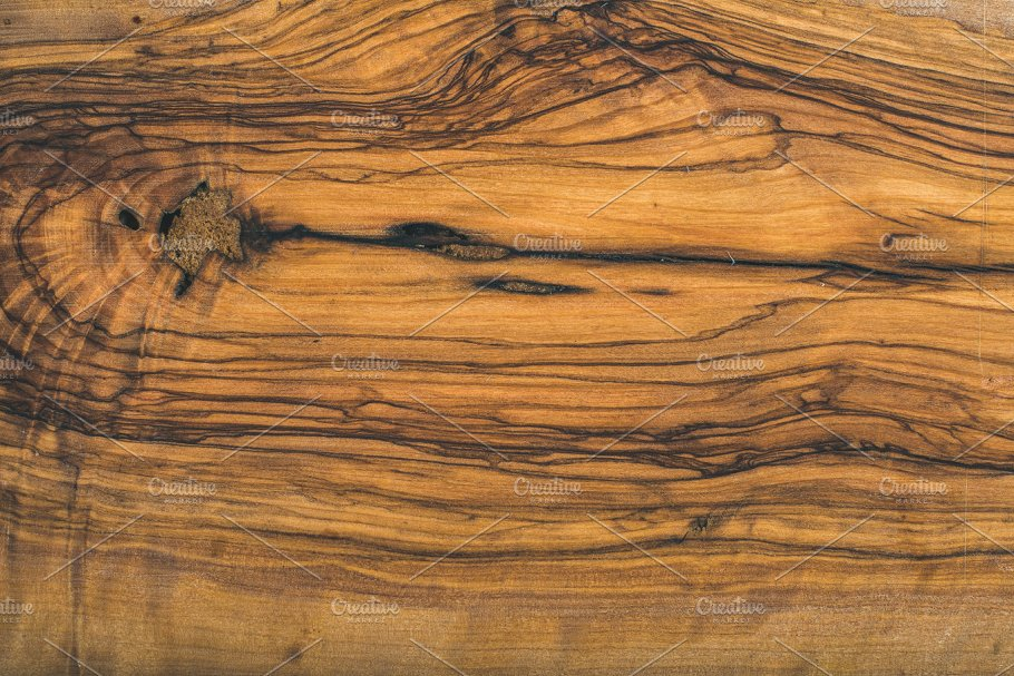 Old Olive Wood Slab Texture Or Background Textures Creative