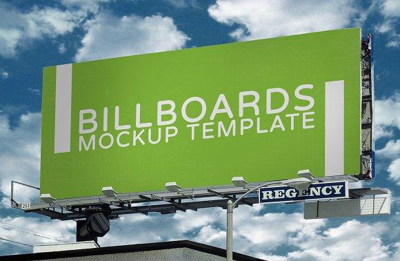 Billboard Mock-up #1