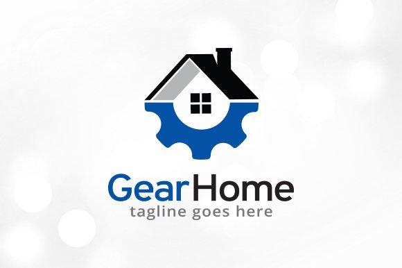 House Logo Template Design