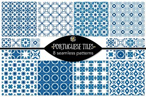 Set 59 - 8 Seamless Patterns
