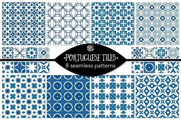 Set 59 8 Seamless Patterns