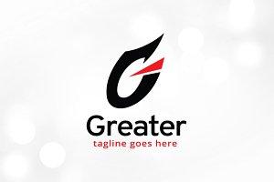 Letter G Logo Template Design