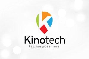 Letter K Logo Template Design