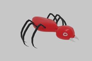Bug Monster Alien model