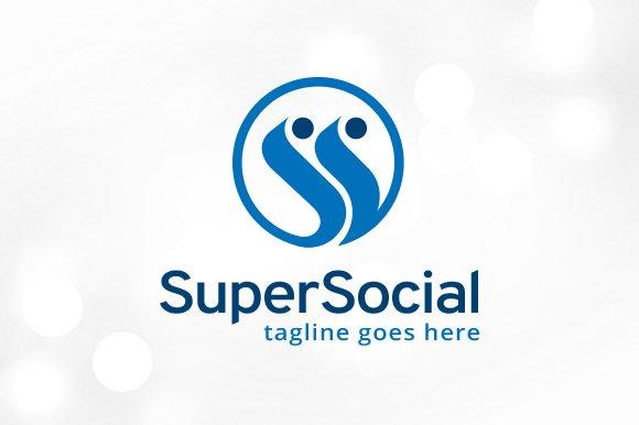 People Logo Template Design