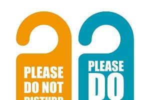 Do not disturb hotel design