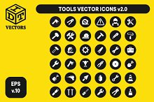 Tools Vector (Icons)