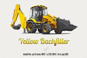 Yellow Backfiller