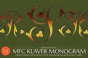 MFC Klaver Monogram
