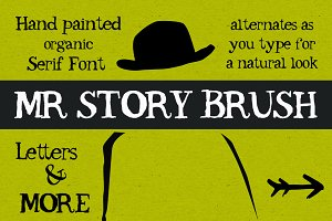 Mr. Story Brush