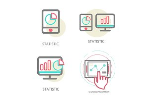Set With Online Statistics
