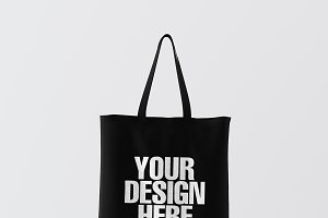 Cotton bag mockup 02
